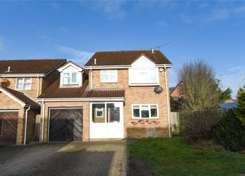 Thumbnail 4 bed detached house for sale in Rainworth Close, Lower Earley, Reading, Berkshire