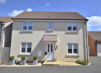 Thumbnail 3 bedroom detached house for sale in Mattick Mead, Chilcompton, Radstock, Somerset