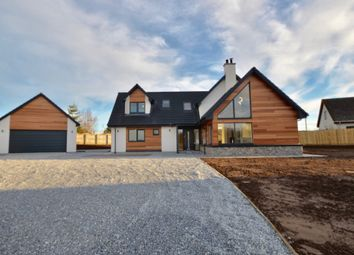 Thumbnail 4 bed detached house for sale in 2 Souters View, Loch Flemington, Inverness