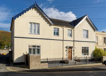 Thumbnail 4 bed semi-detached house for sale in Knighton, Powys