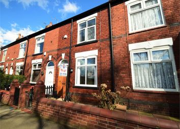 Thumbnail 2 bedroom terraced house to rent in Bramhall Lane, Stockport, Cheshire