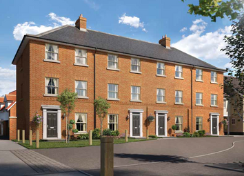 Thumbnail 3 bed town house for sale in Halstead Road, Stanway, Essex