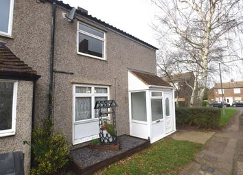 Thumbnail 2 bed end terrace house for sale in Bushey Croft, Harlow