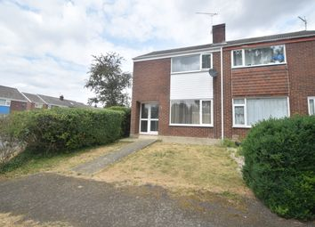 Thumbnail 2 bed semi-detached house to rent in Clopton Gardens, Hadleigh, Ipswich