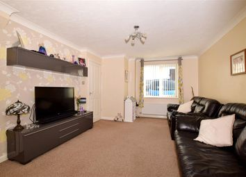 Thumbnail 3 bed semi-detached house for sale in Howlsmere Close, Halling, Rochester, Kent