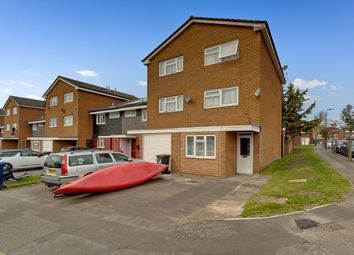 Thumbnail 4 bedroom end terrace house for sale in Larwood Close, Greenford