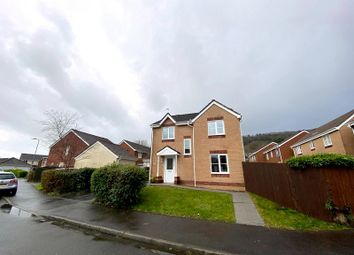 Thumbnail 4 bed detached house for sale in Ffynnon Dawel, Aberdulais, Neath, Neath Port Talbot.