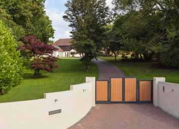 Thumbnail 4 bed detached house for sale in Agester Lane, Denton, Canterbury, Kent