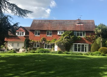 Thumbnail 4 bed detached house to rent in Bidbury Lane, Bedhampton, Havant