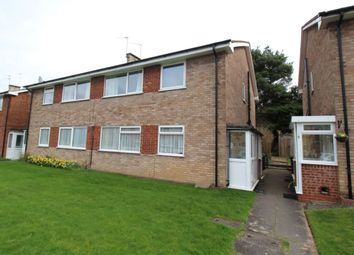 Thumbnail 2 bed flat for sale in Stourton Close, Knowle, Solihull