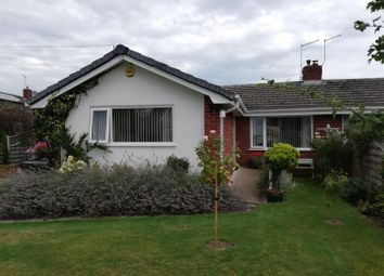 Thumbnail 3 bed semi-detached bungalow for sale in Hazlitt Place, Wem, Shropshire