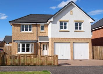 Thumbnail 5 bed property for sale in Burnet Crescent, New Stevenston, Motherwell