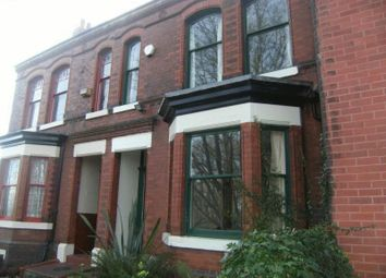 Thumbnail 3 bedroom terraced house for sale in Green Bank Terrace, Stockport