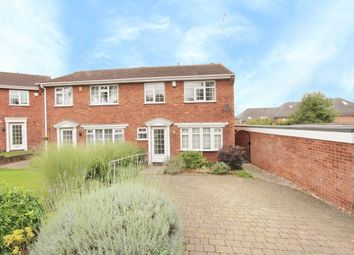 Thumbnail 3 bedroom semi-detached house to rent in Bembridge Court, Bramcote, Nottingham