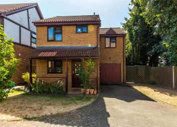 Thumbnail 4 bed detached house for sale in Honeypot Close, Strood, Kent