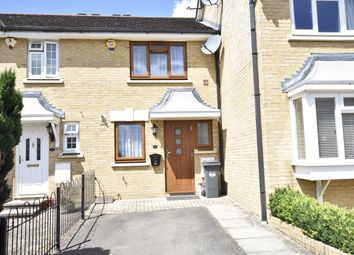 Thumbnail 2 bed terraced house for sale in Westminster Close, Feltham, Middlesex