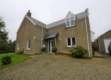 Thumbnail 4 bed detached house for sale in Treffgarne, Haverfordwest