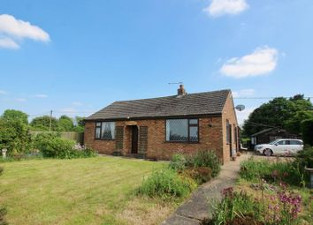 Thumbnail 2 bed detached bungalow for sale in Main Road, Langton By Wragby