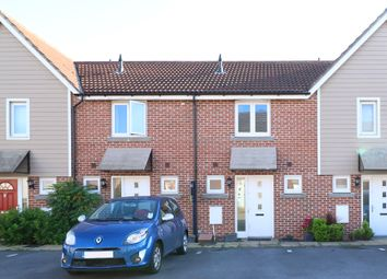Thumbnail 2 bed terraced house to rent in Wheeler Way, Basingstoke