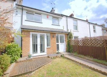 Thumbnail 3 bedroom terraced house for sale in Clarence Place, Morice Town, Plymouth