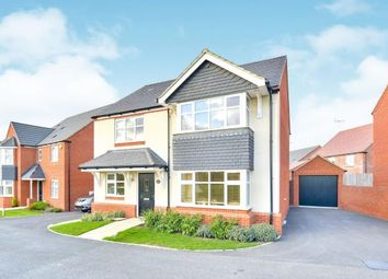 Thumbnail 4 bed detached house for sale in Dickens Lane, Newton Leys, Bletchley, Buckinghamshire