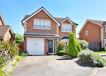 Thumbnail 4 bed detached house for sale in High Bank, Rochester, Kent
