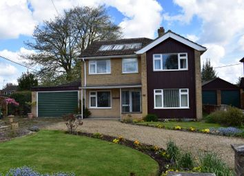 4 bed detached house for sale in Priory Road, Hungerford RG17