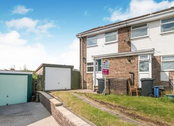Thumbnail 2 bed end terrace house for sale in Heathmoor Close, Halifax