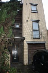 Thumbnail 4 bedroom terraced house to rent in Indigo Mews, Docklands, Canary Wharf