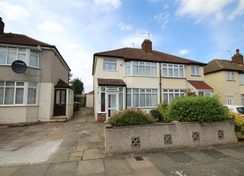 Thumbnail 3 bed semi-detached house for sale in Clinton Avenue, South Welling, Kent