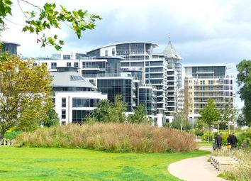 Thumbnail 2 bed flat for sale in Regal House, Imperial Wharf, London