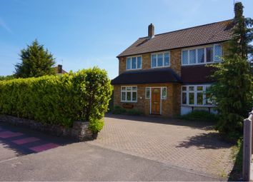 Thumbnail 4 bed detached house for sale in Addington Road, West Wickham