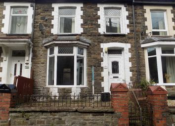 Thumbnail 3 bed terraced house for sale in Park View Terrace, Abertillery