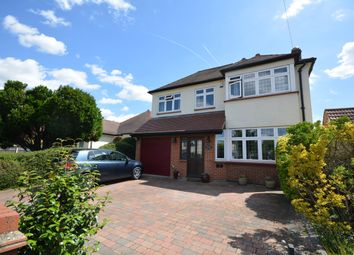 Thumbnail 4 bed detached house for sale in Mill Park Avenue, Hornchurch