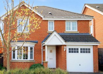 Thumbnail 4 bedroom detached house for sale in Huntingdon Close, Corby, Northamptonshire