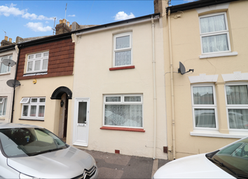 Thumbnail 2 bed terraced house for sale in Glencoe Road, Chatham