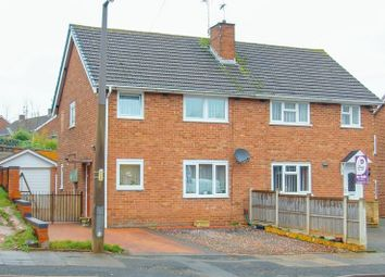 Thumbnail 3 bed semi-detached house for sale in Auxerre Avenue, Greenlands, Redditch, Worcs