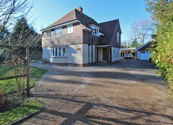 Thumbnail 4 bed detached house for sale in Brookside Road, Brockenhurst