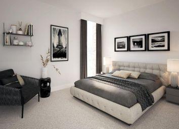 Thumbnail 2 bed flat for sale in Alan Hocken Way, London