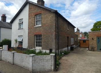 Thumbnail 2 bed cottage for sale in Victor Road, Penge, London