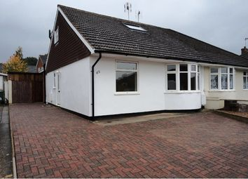 Thumbnail 4 bed semi-detached bungalow for sale in Warrington Road, Paddock Wood