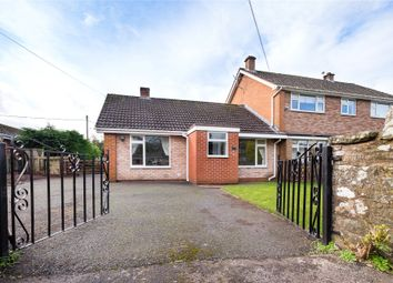 Thumbnail 1 bed bungalow for sale in Peterchurch, Herefordshire