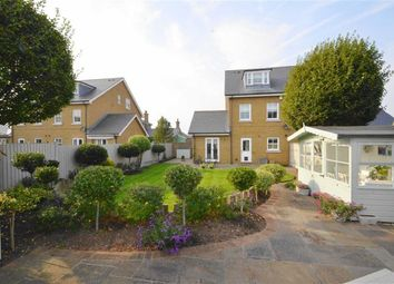 Thumbnail 4 bedroom semi-detached house for sale in Hospital Road, Shoeburyness, Southend-On-Sea