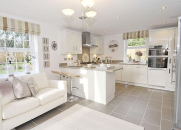 "Thumbnail 4 bed detached house for sale in ""Eden"" at Clinton Avenue, Luton"