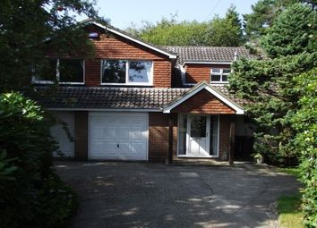 Thumbnail 4 bed detached house to rent in Aviemore Road, Crowborough