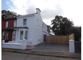 Thumbnail 3 bed semi-detached house for sale in Enys Road, Camborne