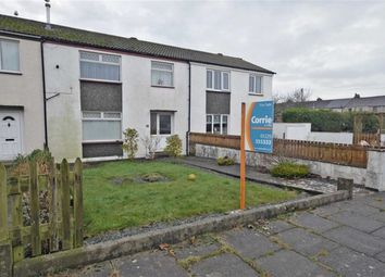 Thumbnail 3 bed terraced house for sale in Cook Road, Millom, Cumbria