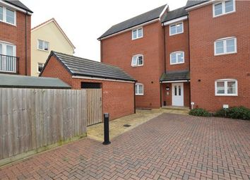 Thumbnail 2 bed flat for sale in Hollybrook Mews, Yate, Bristol