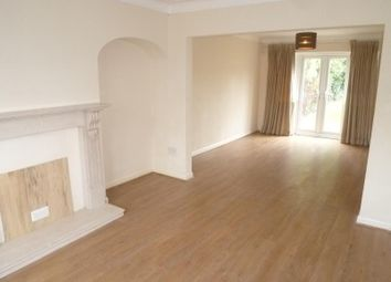 Thumbnail 3 bed semi-detached house to rent in Woodside Grange Road, Woodside Park, London