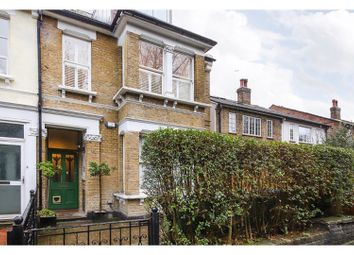 Thumbnail 3 bed flat for sale in Westcombe Hill, London